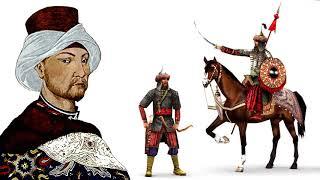 Девлет 1 Гирей (1551-1577) - крымский хан, лютый враг Руси и царя Иоанна Грозного.