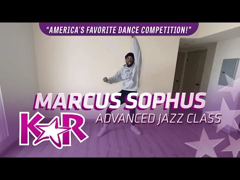 Marcus A. Sophus II - Advanced Jazz Funk Class