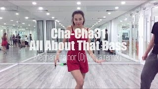 All About That Bass - Meghan Trainor (Dj Mitya Remix) | YinYing Class Choreography