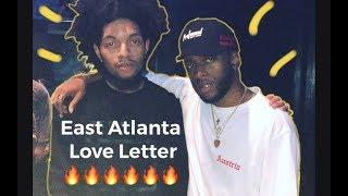 #6lack - East Atlanta Love Letter Reaction/Review (By 6lacks Cousin)