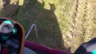 YANMAR  AG470,JWUベタ倒れ刈取り