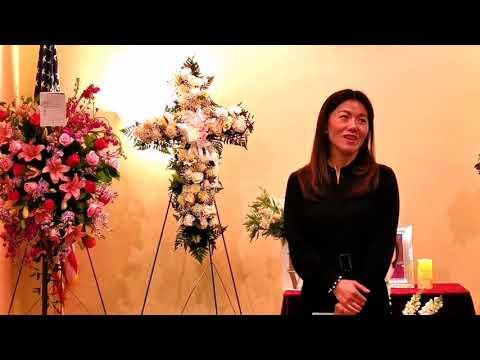 Kathy Ke Memorial Service 2019/04/27 (7)  Neighbor/Friend I