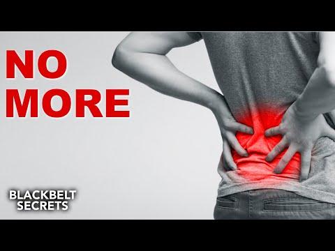 Se il mal di schiena dopo aver colpito