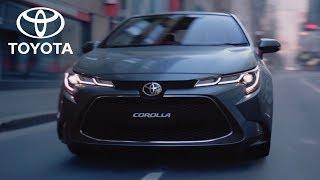 The All-New Toyota Corolla Sedan Sporty