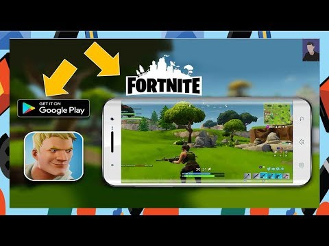 [Exclusive] Fortnite Android Has Leaked [ Download Link in the description]