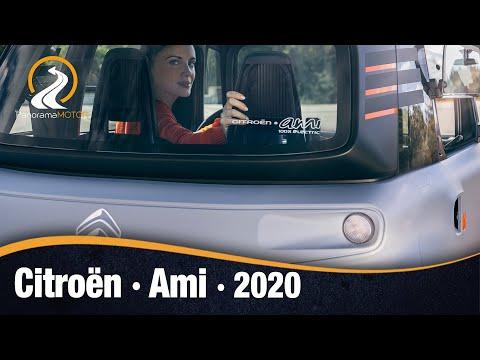 CITROËN AMI 2020 | Información y Review | PEQUEÑO ELÉCTRICO SIN CARNET DE CONDUCIR