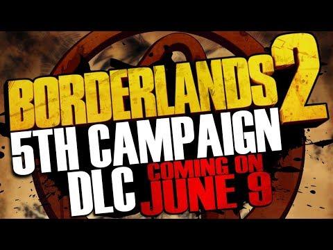 Borderlands 2's 5th Campaign DLC Complete Leak (Rainbow Rarity, Missing Vault Hunters, & More!)