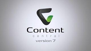 Vidéo de Content Central