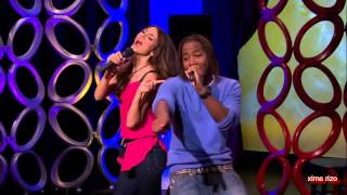 Виктория Джастис, Victoria Justice ft. Leon Thomas lll Let It Shine (Remix) Helen and Back Again