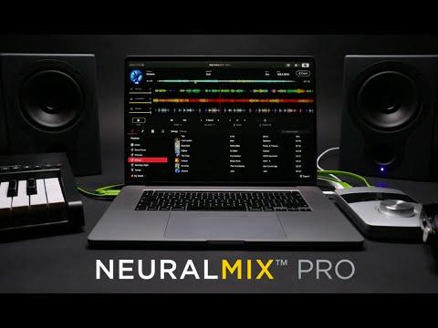 ה-Neural Mix™ Pro מחלץ מקצבים, כלים וקולות מכל שיר!