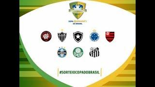 PALPITES RÁPIDOS da Semifinal da COPA DO BRASIL e Rodada 17 do Campeonato Brasileiro da Série A 2017. Veja as datas...