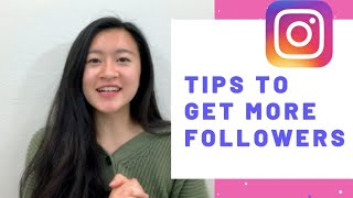 Tips on Reaching a Bigger Audience/Get More Followers on Instagram (coverist) | Felicia Tay