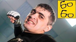 Добивание и защита в партере в ММА — урок смешанных единоборств Тимура Дудаева /MMA Ground and Pound