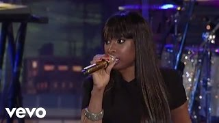 Jennifer Hudson - Angel (Live on Letterman)