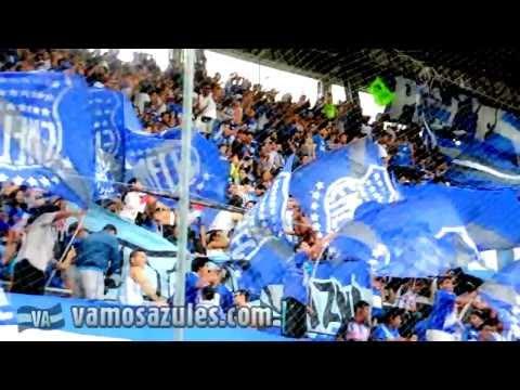 """""""""""Hoy te vine a ver, te llevo en el corazón""""... Emelec 2-1 U. Católica 16/feb/201"""" Barra: Boca del Pozo • Club: Emelec"""