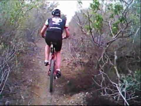 MTB Jan Thielbaai Curacao 2010