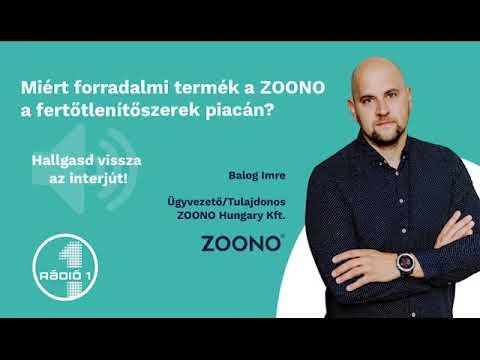 Zoono Hungary - Termékvideó