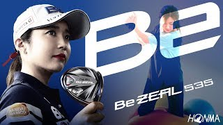 Be ZEAL 535 Women's Fairway Wood-video