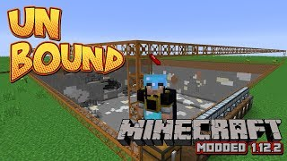 Unbound #13 - Quarry and Teleporting