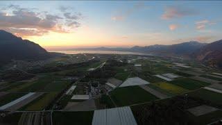 FPV Epic Sunset Flight