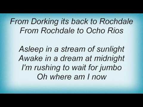 10cc - From Rochdale To Ocho Rios Lyrics