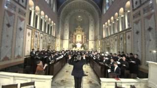 Unto Us Is Born a Son (HD) Loyola Lessons & Carols
