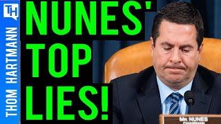 Devin Nunes' Worst Impeachment Inquiry Lies!