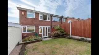 preview picture of video '3 Bed Semi - Orchard Close, Barnton, Northwich - Agents4u Estate Agent'