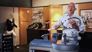 Babolat Pro Hurricane Τοur String 200m video