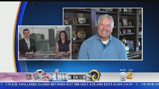 Rams Legend Nolan Cromwell: Put Pressure In Tom Brady's Face