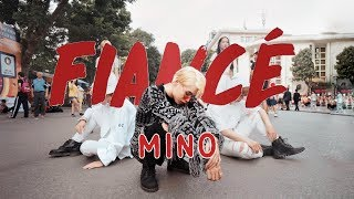 [KPOP IN PUBLIC CHALLENGE] MINO(송민호) - '아낙네 (FIANCÉ)' Dance Cover By C.A.C from Vietnam