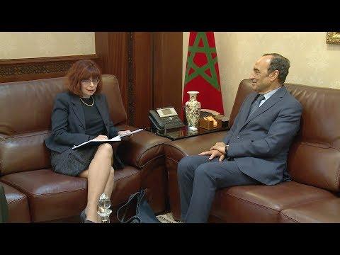 سفيرة أستراليا تعرب عن إرادة بلادها القوية في تعزيز التعاون مع المغرب كشريك متميز