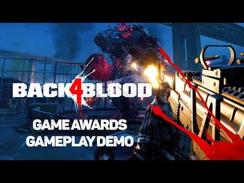Back 4 Blood - Game Awards Gameplay Demo de Back 4 Blood