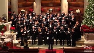 Adam Lay YBounden (Boris Ord) - Washington Master Chorale - December 2014