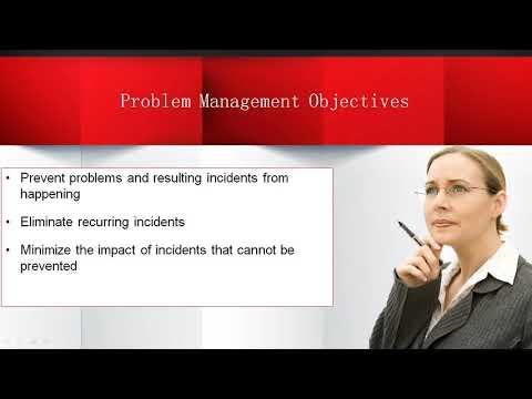 ITIL Service Operation Processes - Problem Management (ITIL ...