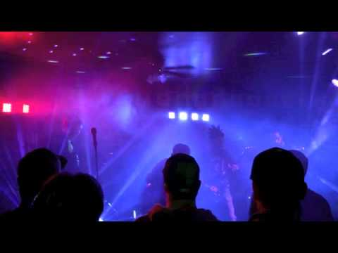Inked In Malice - Orchestrating Armageddon @ Breaker's Lounge