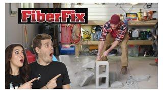 ¿Funciona la cinta  fiber fix? Le hicimos las pruebas de su anuncio