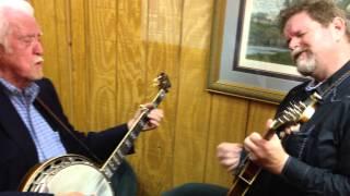 """""""Love is like a flower"""" JD Crowe banjo in Nashville Dec 15 2014"""