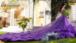 170+ Exclusively Colorful Costume  Ball Gown Wedding Dresses For 2020 (A Flamboyant Collection)