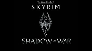 Талион-назгул из Shadow of War в Skyrim