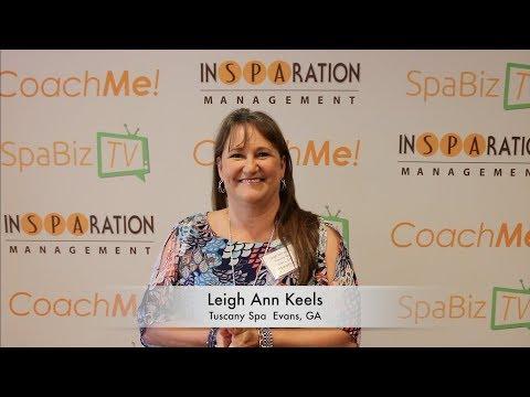 Leigh Ann Keels - Tuscany Spa
