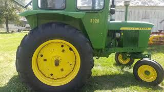 1967 JD 3020 Tractor | UNRESERVED ONLINE AUCTION | www.bigiron.com | 09-12-2018 | DF2843