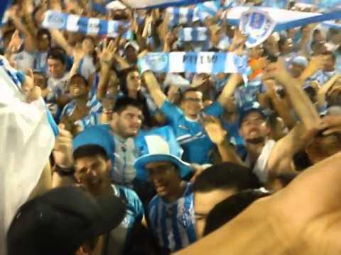"""Bac - Banda Alma Celeste/ Paysandu 1 x Salgayro"" Barra: Alma Celeste • Club: Paysandu"