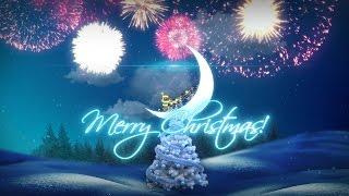Christmas Greetings | Animated Christmas Greetings | KidsOne