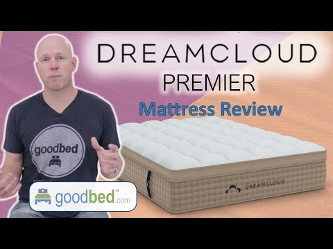 DreamCloud Premier Mattress 2020 Video Review