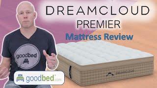DreamCloud Premier Mattress REVIEW (2021) by GoodBed.com