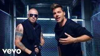 Que Se Sienta El Deseo - Ricky Martin (Video)