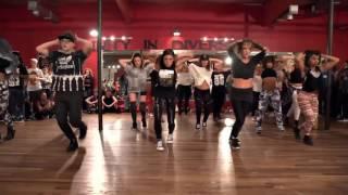 Jade Chynoweth Chris Brown - Poppin - WilldaBeast Adams & Janelle Ginestra
