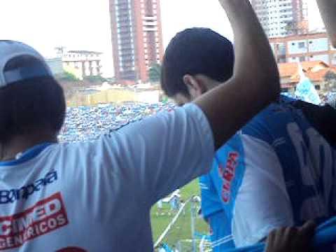 """""""Paysandu x Salgueiro - Entrada do papão em campo"""" Barra: Alma Celeste • Club: Paysandu"""