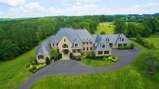 French Provincial Estate In Leesburg, Virginia
